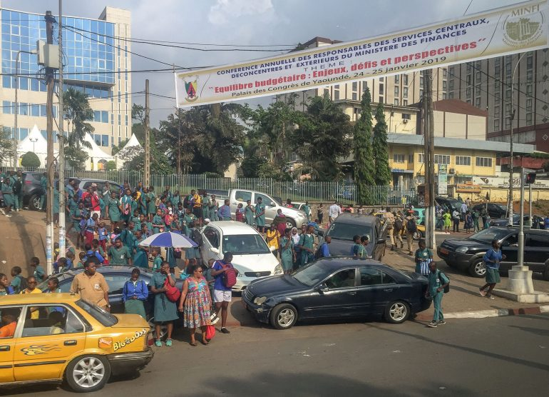 Yaounde Kamerun