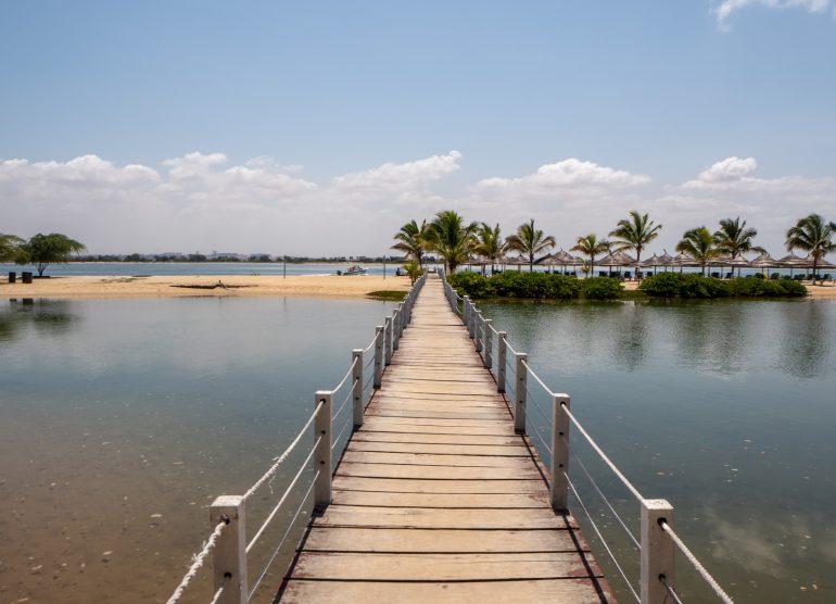 Mussulo Luanda Angola