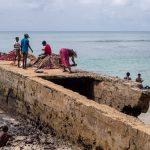Kolmas kerta päiväntasaajalla São Tomélla
