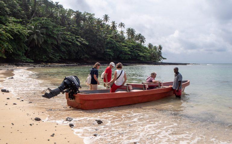 Rolas Sao Tome