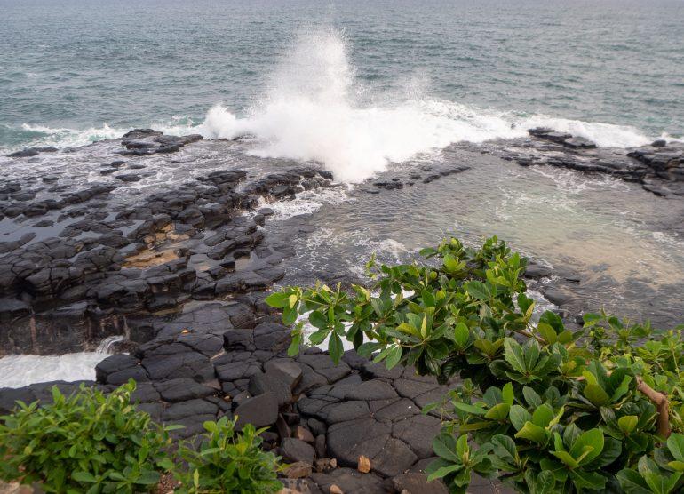 Boca de Inferno Sao Tome