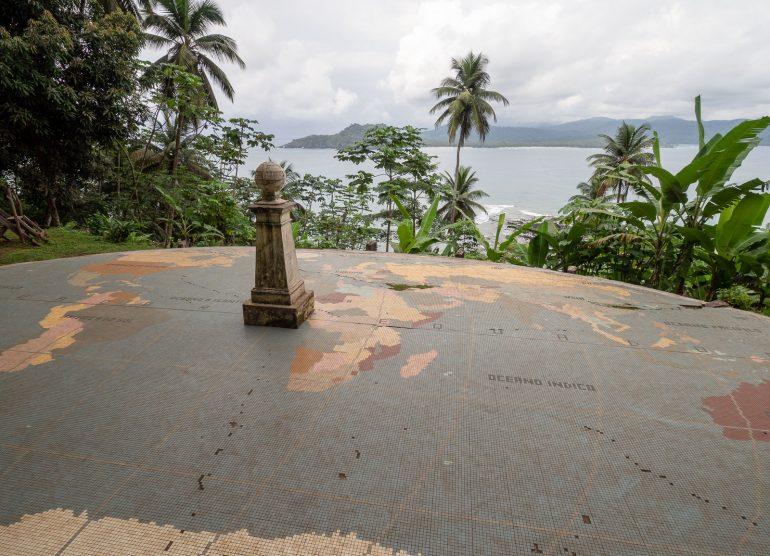 Equador Rolas Sao Tome