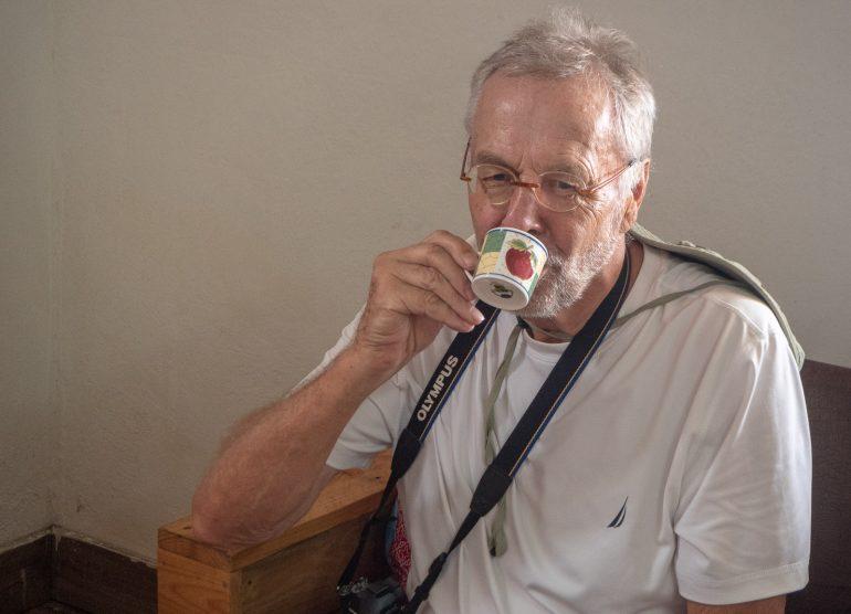 Kahvimuseo Sao Tome