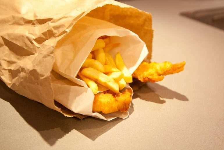 fish and chips Kymmenen reissu-unelmaa #blogihaaste