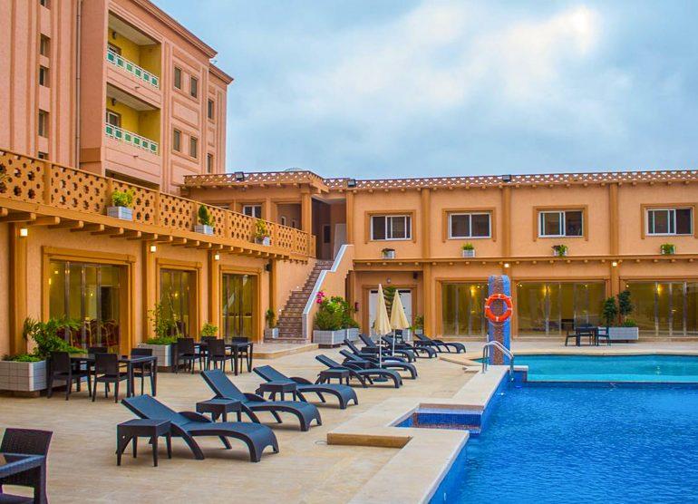 Hotel Mauricenter