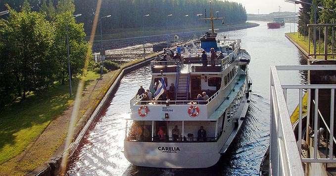 Lappeenranta Carelia Kymmenen reissu-unelmaa #blogihaaste