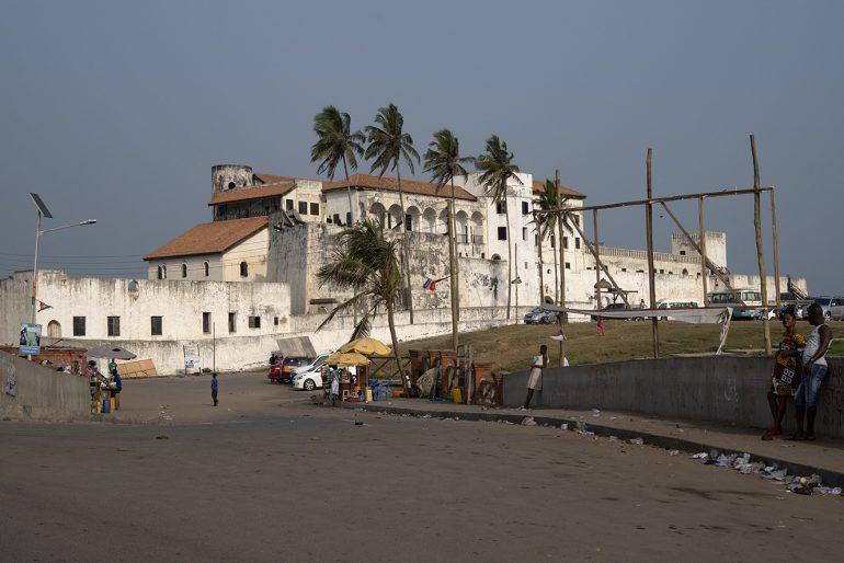 Ghana SNmatkakuvaaja