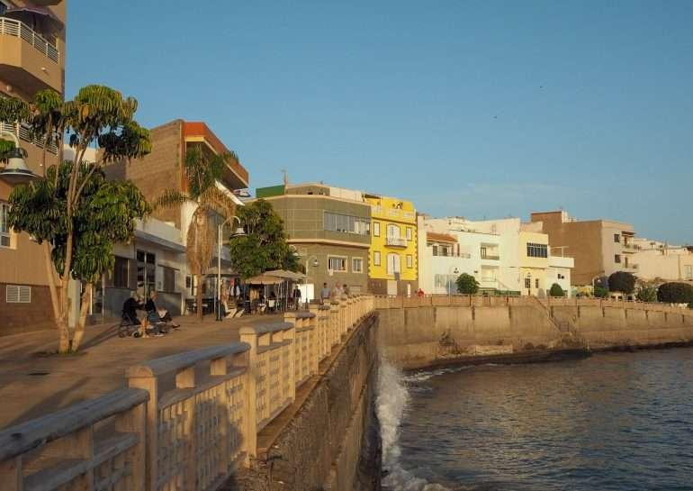Playa de Arinaga