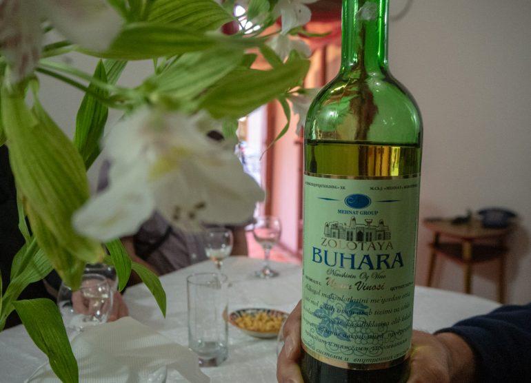 Uzbekistan viini Matkabloggaajan päivä