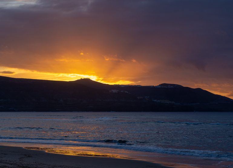 Playa de Canteras Las Palmas