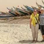 Nouakchott, Mauritania – koe ainakin nämä