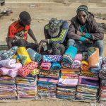 Kaupunkielämää Nouakchottissa