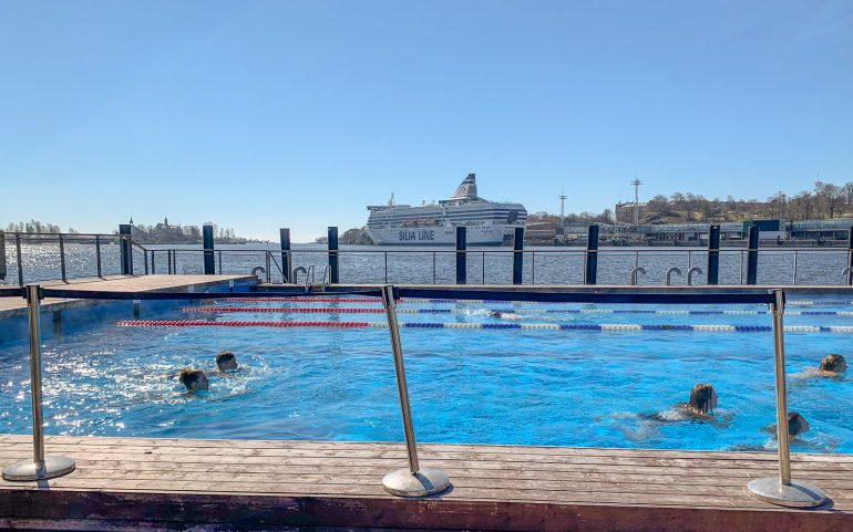 Allas Sea Pool