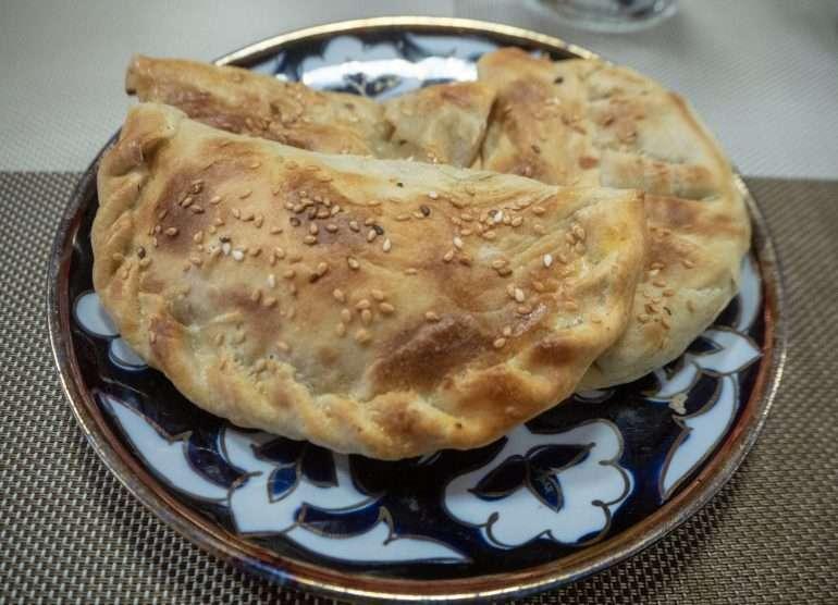 Turkmenistanilainen lounas