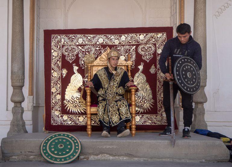 Ark-linnoitus Bukhara