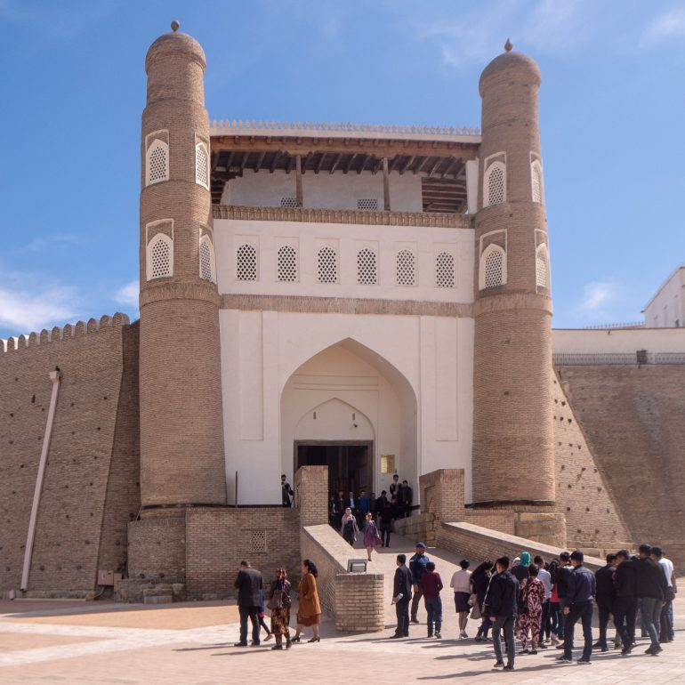 Ark-linnoitus