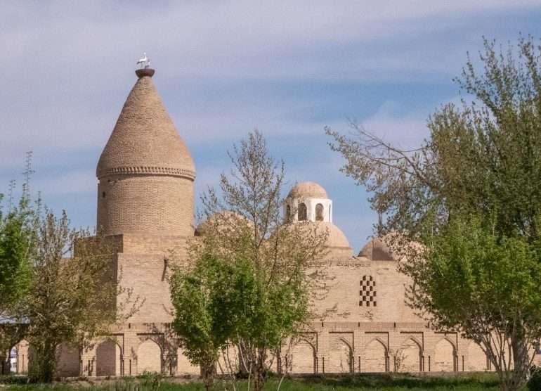 Chashma-i Ayub mausoleum