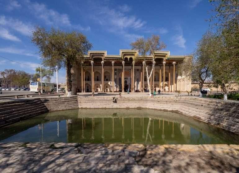 Bolo Khauz Bukhara