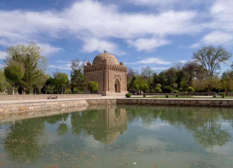 Samanid mausoleum Bukhara