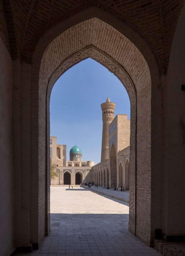 Po-i-Kalyan Bukhara