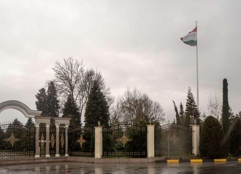 Dushanbe lipputanko