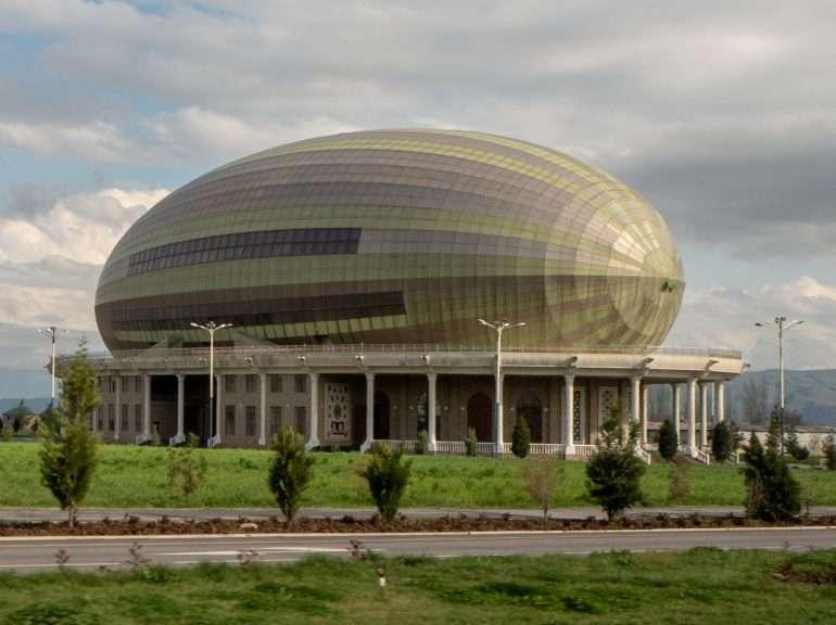 Dushanbe Hissar tilausravintola