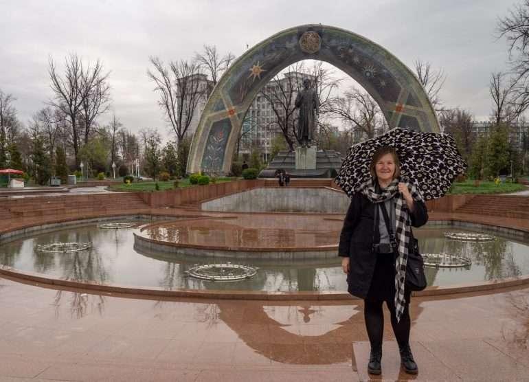 Rudaki Dushanbe