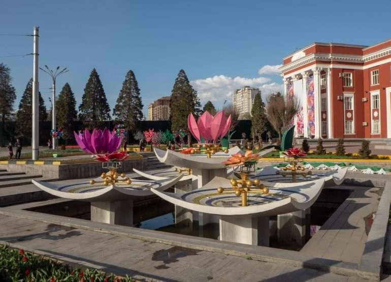 Dushanbe Tadzikistan