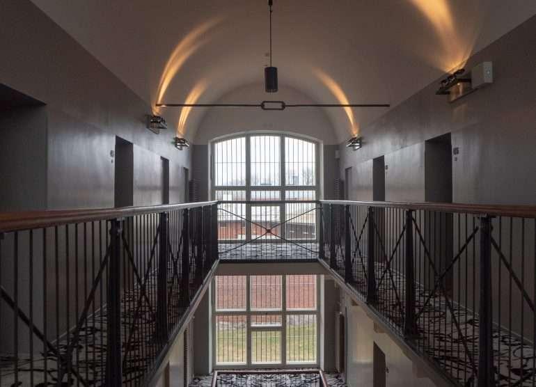 Vankilan käytävät Katajanokka