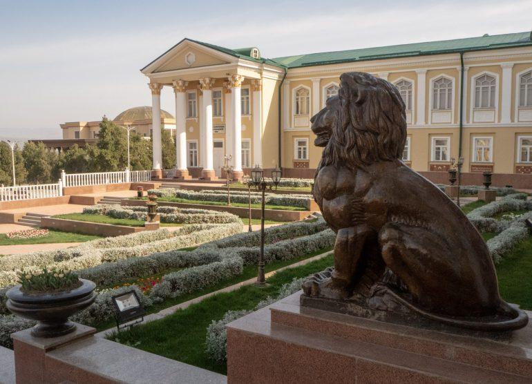 Khujand Tadzikistan Dushanbesta Khujandiin