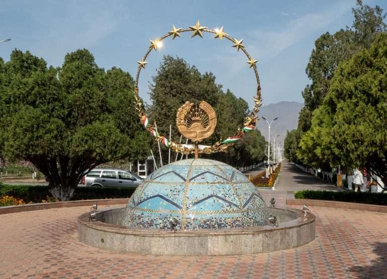 Khujand Tadzikistan