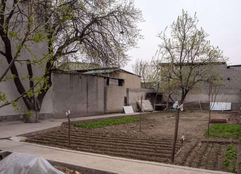 Tadzikistanilaisessa kodissa