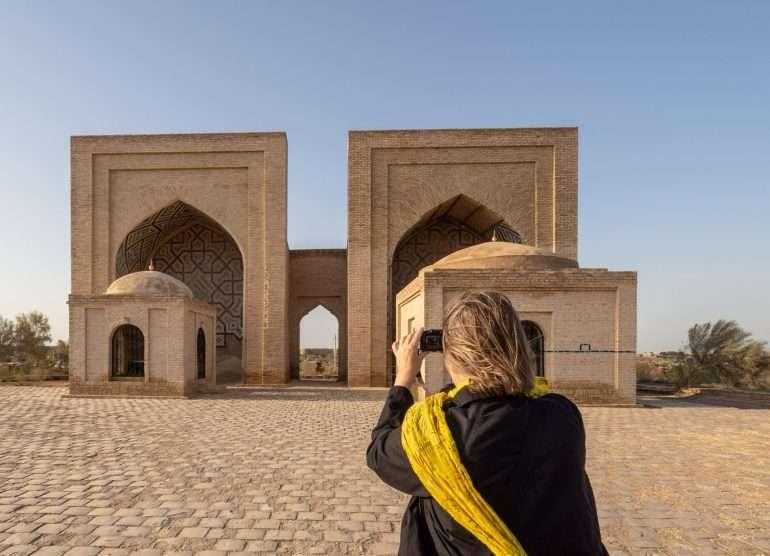 Merv Turkmenistan Uzbekistanista Turkmenistaniin