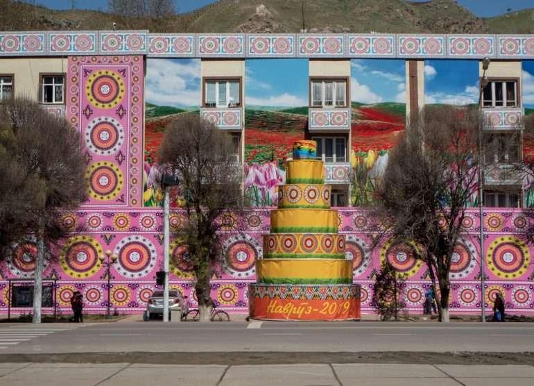 Nurek Norak Tadzikistan