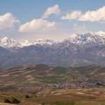 Nurek – padon ympärille syntynyt kylä