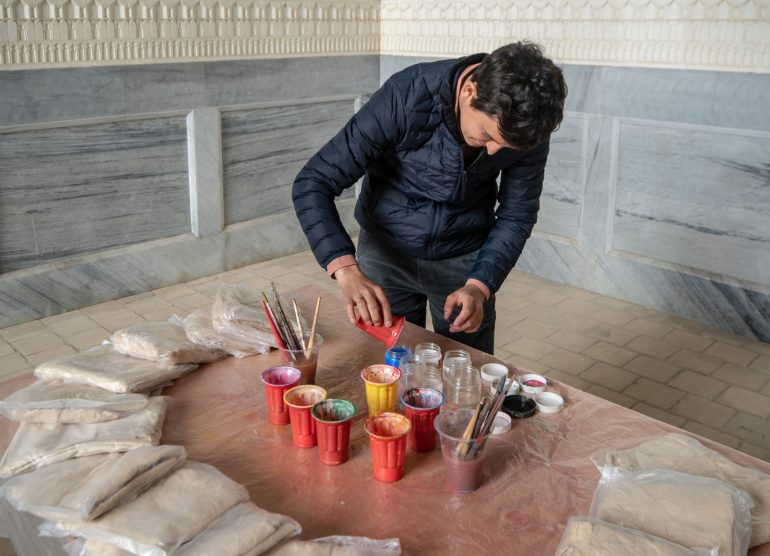 Bibi-Khan moskeija