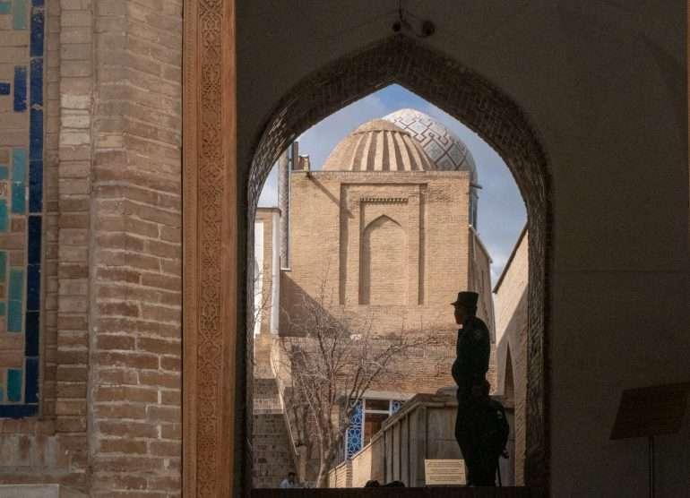 Shakhi Zinda Samarkand