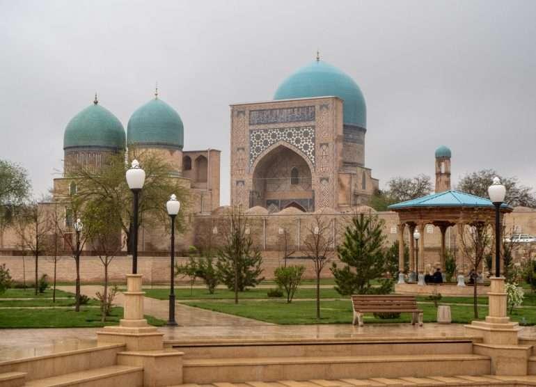 Shakhrisyabz Turkmenistan Facebookissa