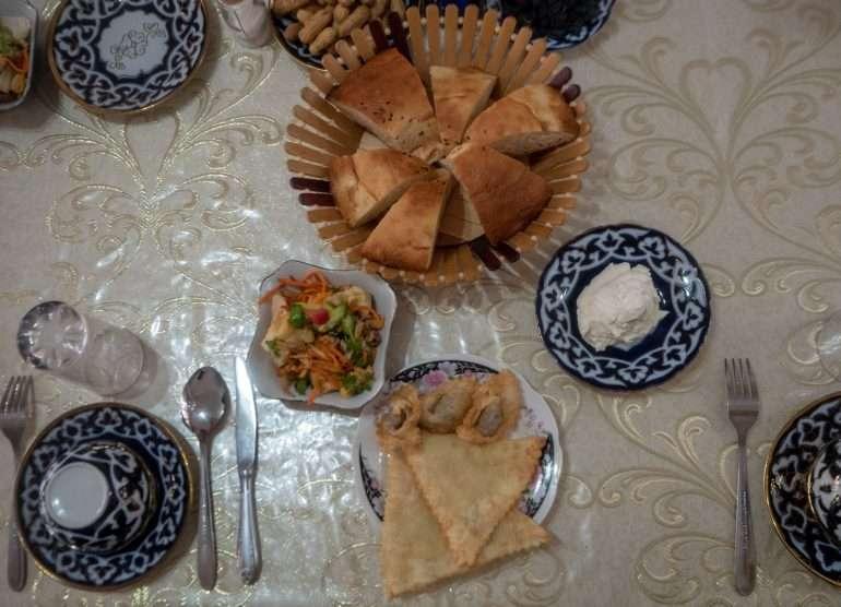 Uzbekistan lounas Tashkent Shahrisabz Uzbekistan