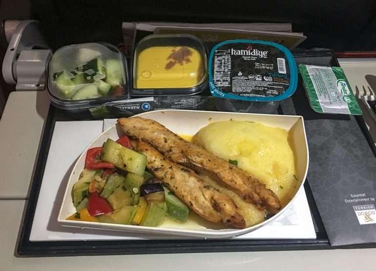 Turkish Airlines Arial Travel Keski-Aasia