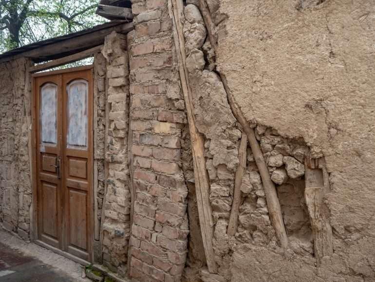Tashkent vanha kaupunginosa