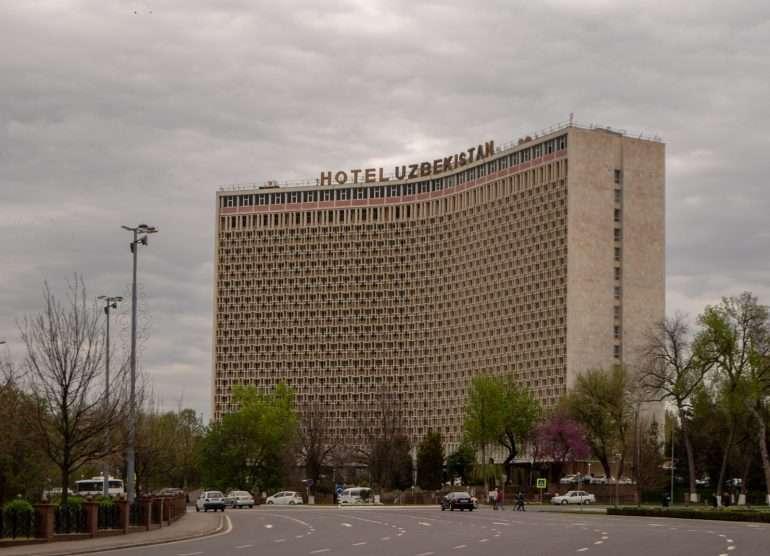 Hotel Uzbekistan Tashkent Shahrisabz Uzbekistan