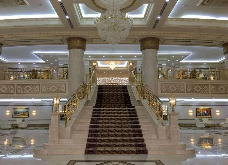Archabil Ashgabat Arial Travel Keski-Aasia