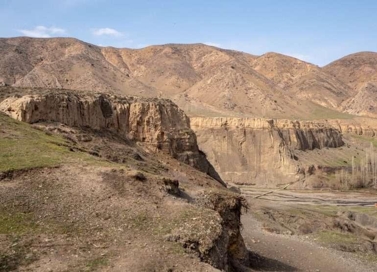 Romulus ja Remus Tadzikistan Dushanbesta Khujandiin