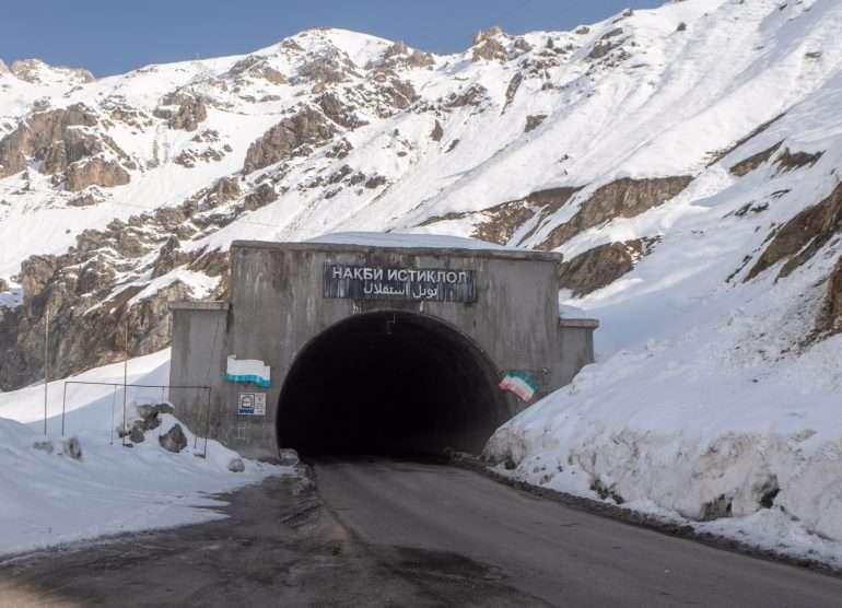 Vuoret Tadzikistan