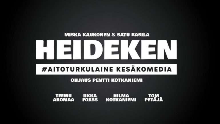 Heideken Emma-teatteri Matkasuunnittelu Blogiyhteistyö