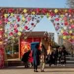 Dushanbessa Nauryz-juhlan aikaan