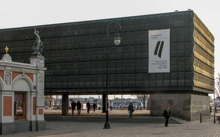 Miehitysmuseo Riika 2007