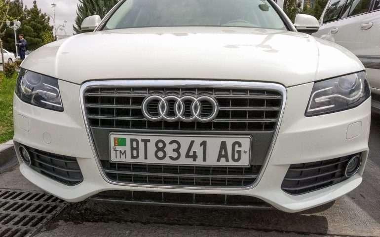 Ashgabat auto