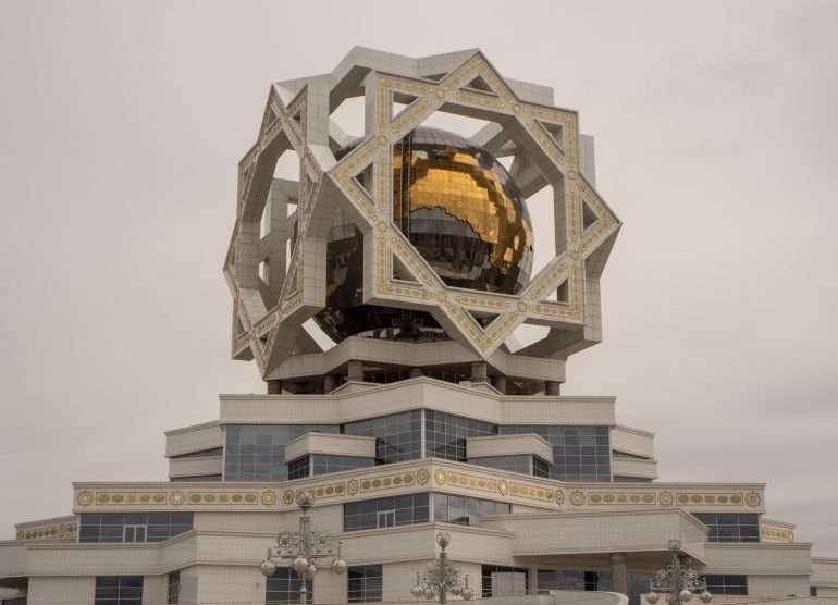 Avioliittopalatsi Ashgabat